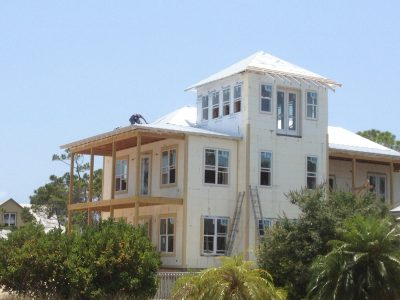 Custom ICF Construction Mexico Beach Florida