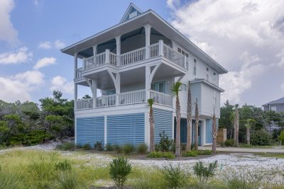 Custom Built Homes Mexico Beach Florida