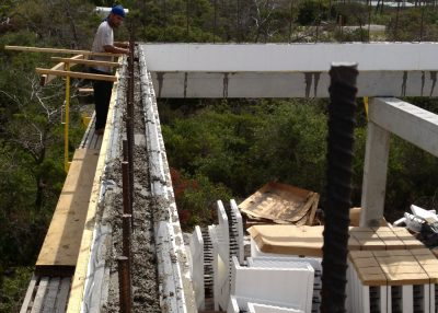 ICF Construction St. Joe Beach & St. George Island, Florida
